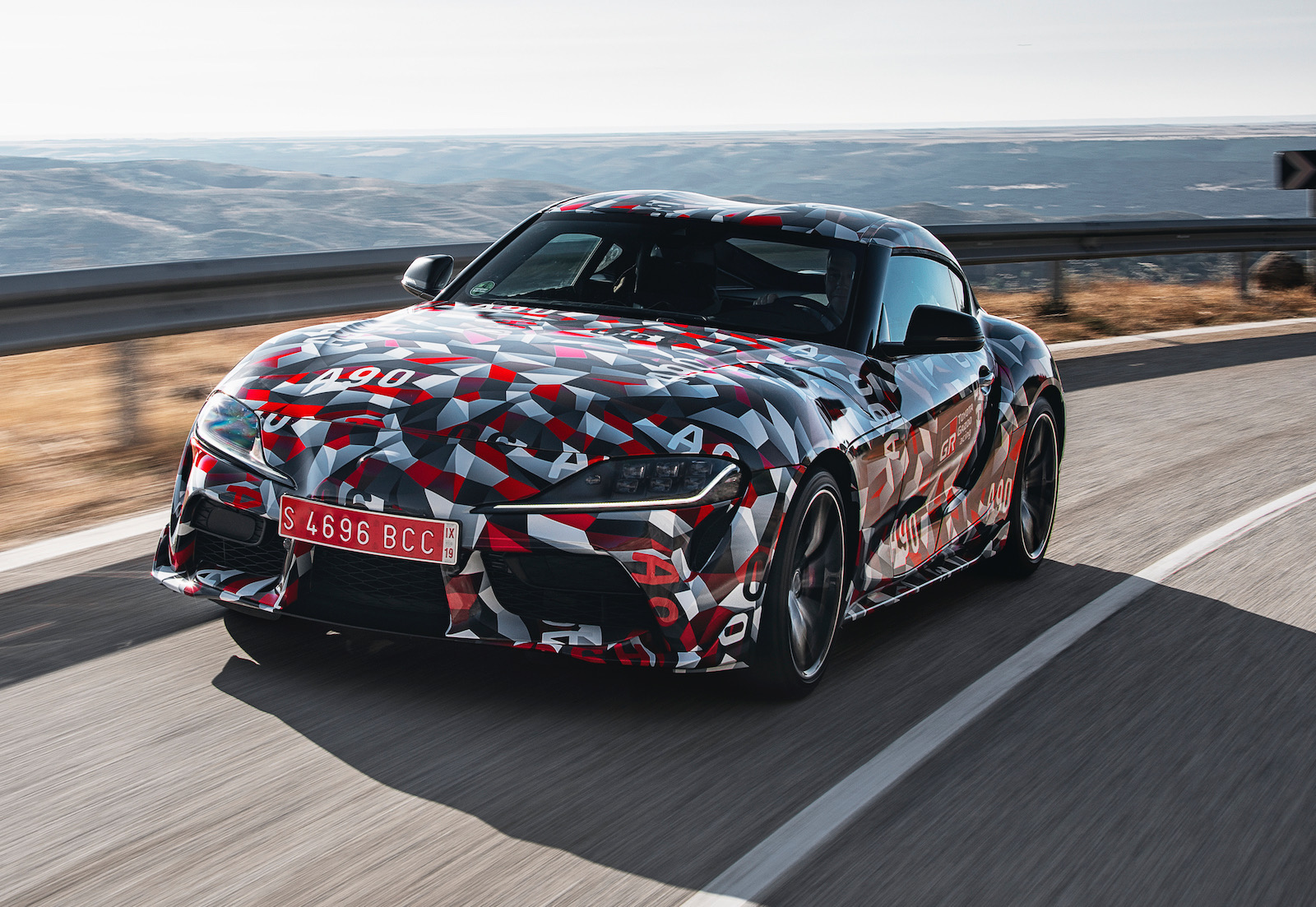 A90 Toyota Supra Specs Confirmed 3 0t Inline 6 Over