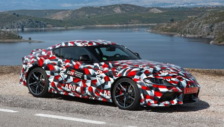 A90 Toyota Supra specs confirmed: 3.0T inline 6, over 220kW
