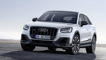 Audi SQ2 performance version revealed ahead Paris debut