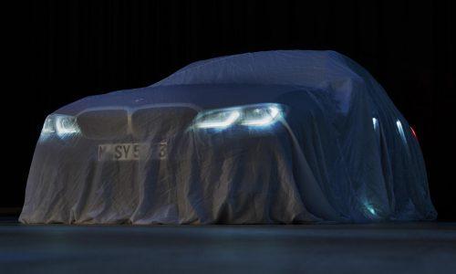 2019 BMW G20 3 Series debut confirmed for Paris motor show