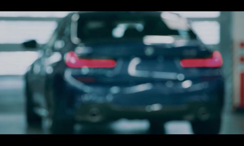 2019 BMW 3 Series shown on production line, M340i? (video)