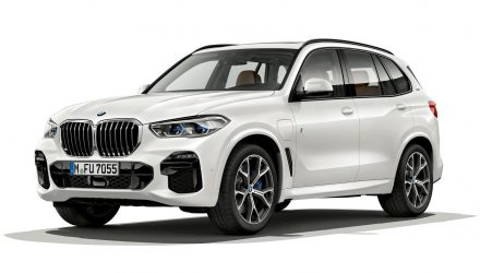 2019 BMW X5 xDrive45e brings back powerful inline-6 hybrid