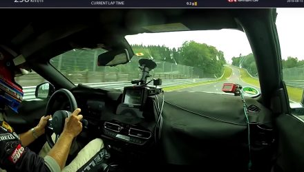 2019 BMW Z4 M40i laps Nurburgring in 7:55, Supra to match? (video)