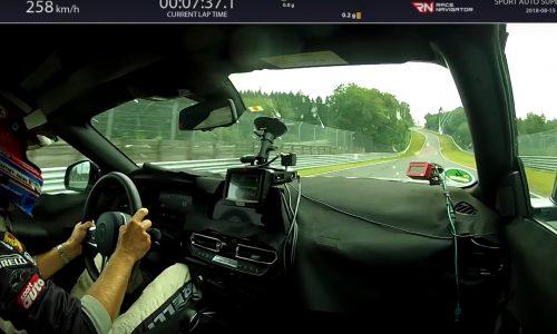 2019 BMW Z4 M40i laps Nurburgring in 7:55, Supra to match? (video)