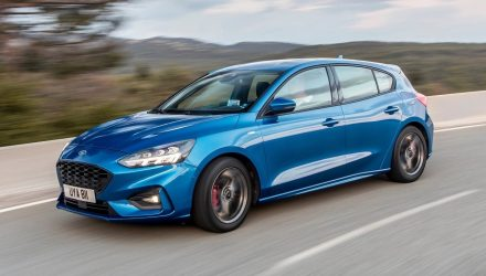 2019 Ford Focus to go on sale in Australia from $25,990
