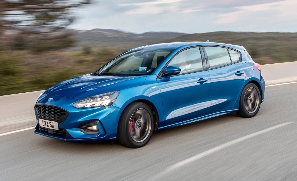 2019 ford focus to go on sale in australia from 25 990 performancedrive. Black Bedroom Furniture Sets. Home Design Ideas