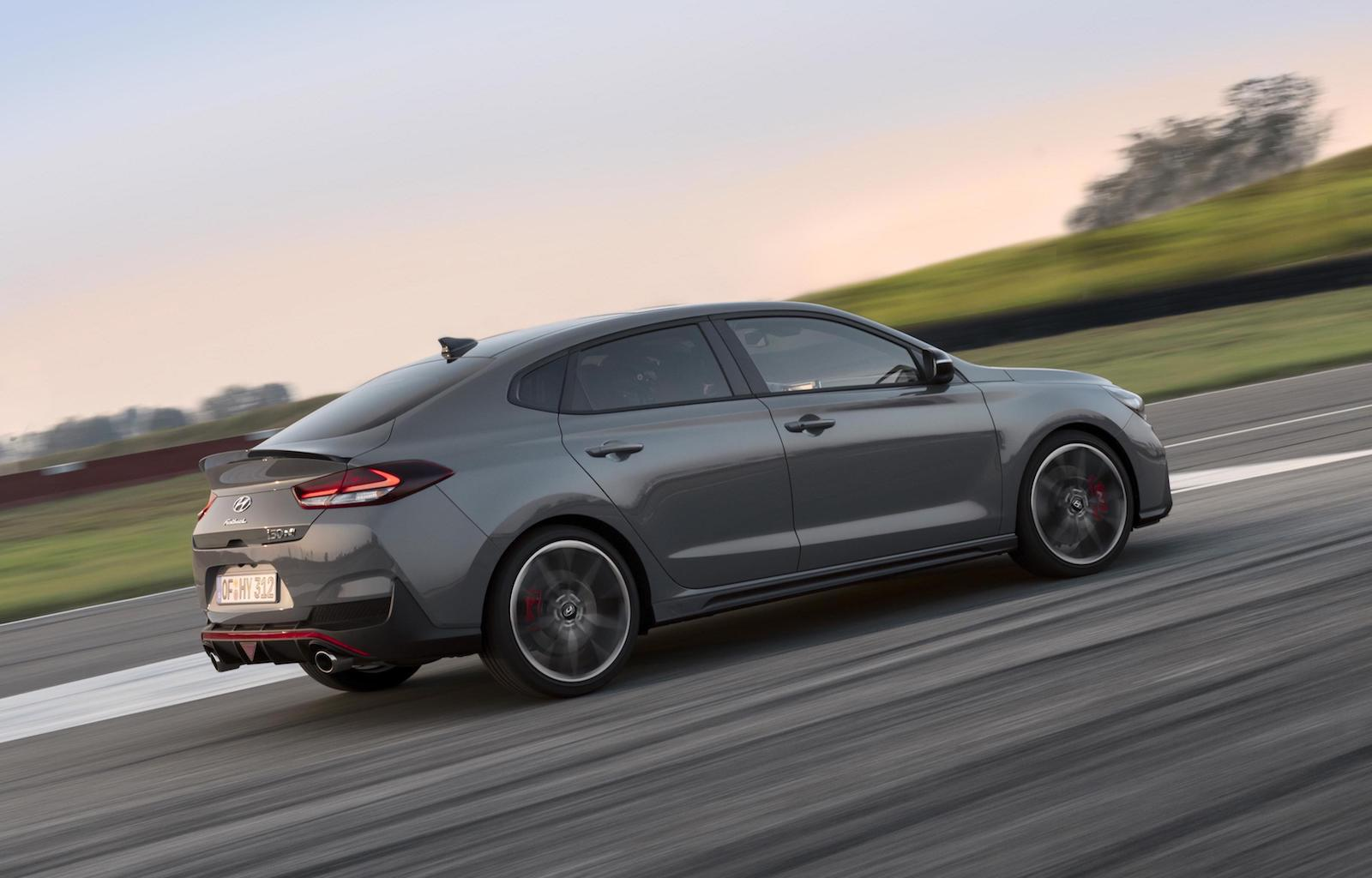 2019 Hyundai i30 Fastback N unveiled, confirmed for ...