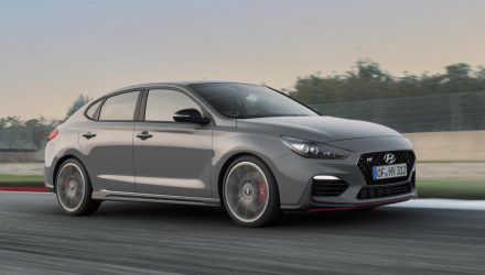 2019 Hyundai i30 Fastback N unveiled, confirmed for Australia