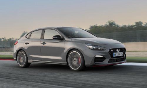 2019 Hyundai i30 Fastback N unveiled, confirmed for Australia