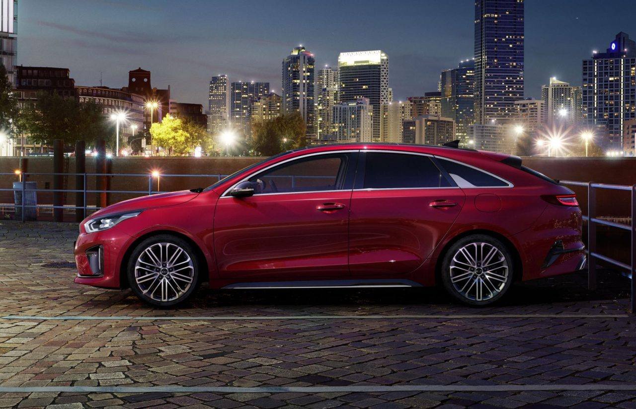 2019 Kia ProCeed revealed, becomes elegant shooting brake ...
