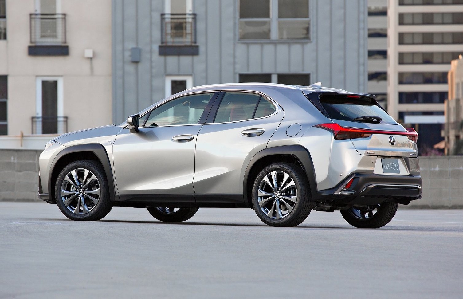 lexus ux officially launches    form performancedrive