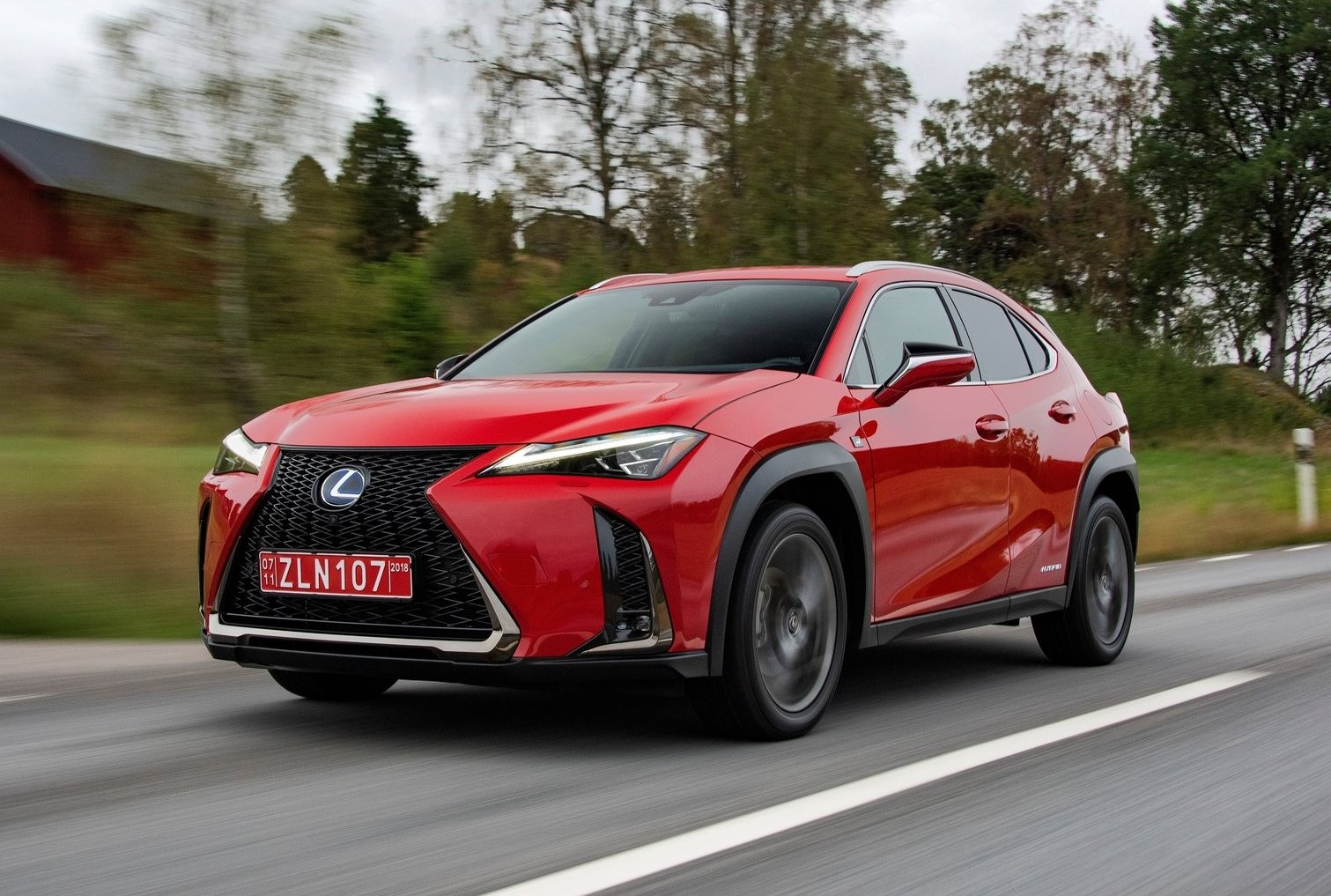 2019 Lexus UX officially launches in 200 & 250h form ...