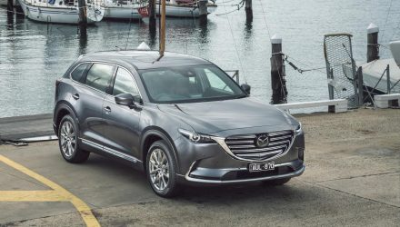 2019 Mazda CX-9 arrives in Australia, adds Azami LE variant