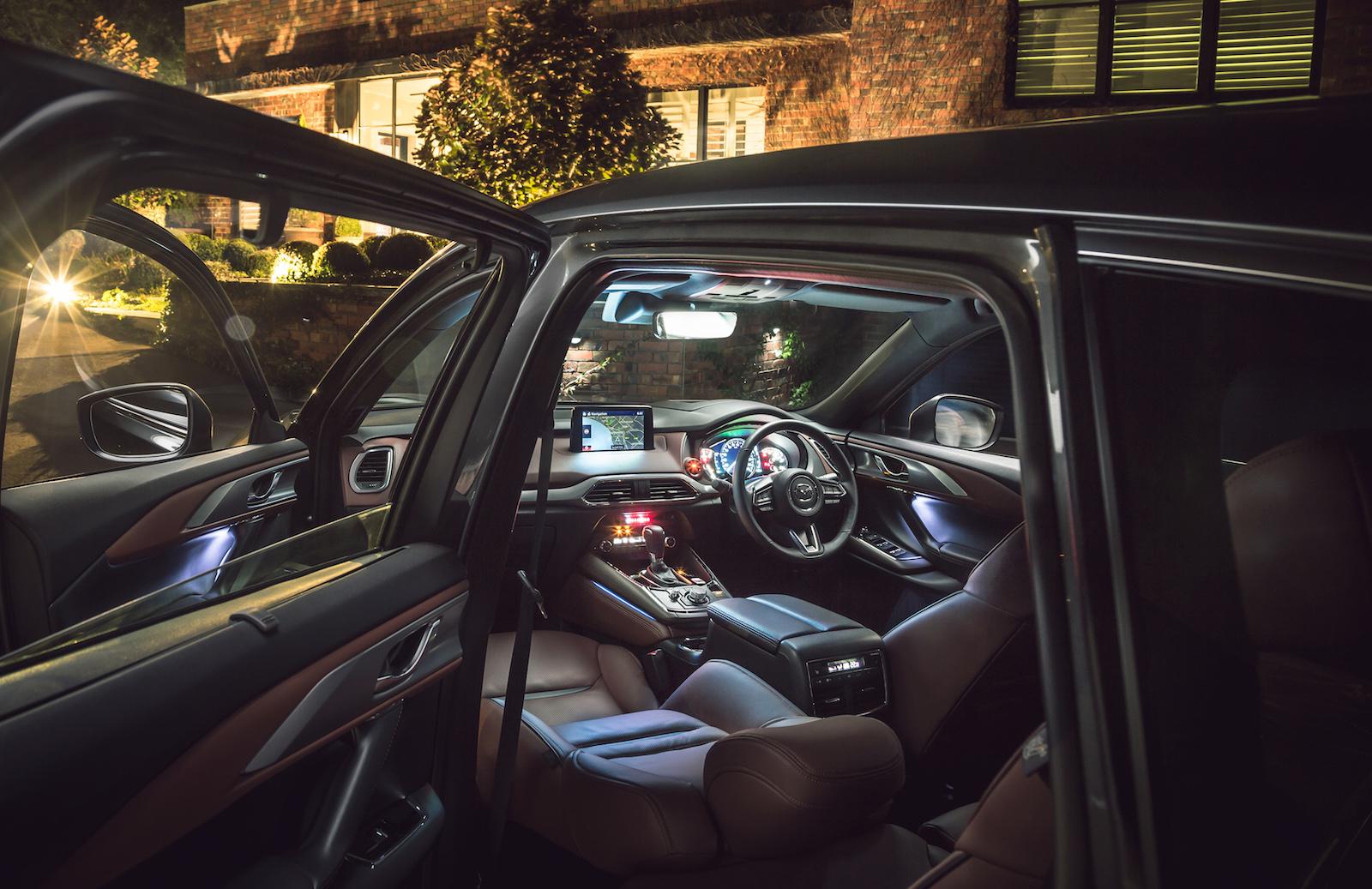 2019 Mazda CX-9 arrives in Australia, adds Azami LE ...