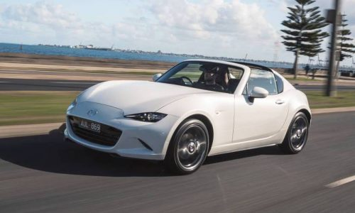 2019 Mazda MX-5 now on sale in Australia, gets power boost
