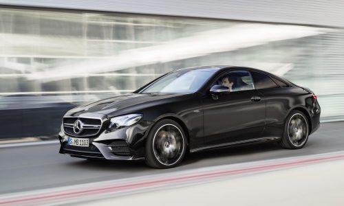 2019 Mercedes-Benz E-Class announced in Australia, E 53 AMG added