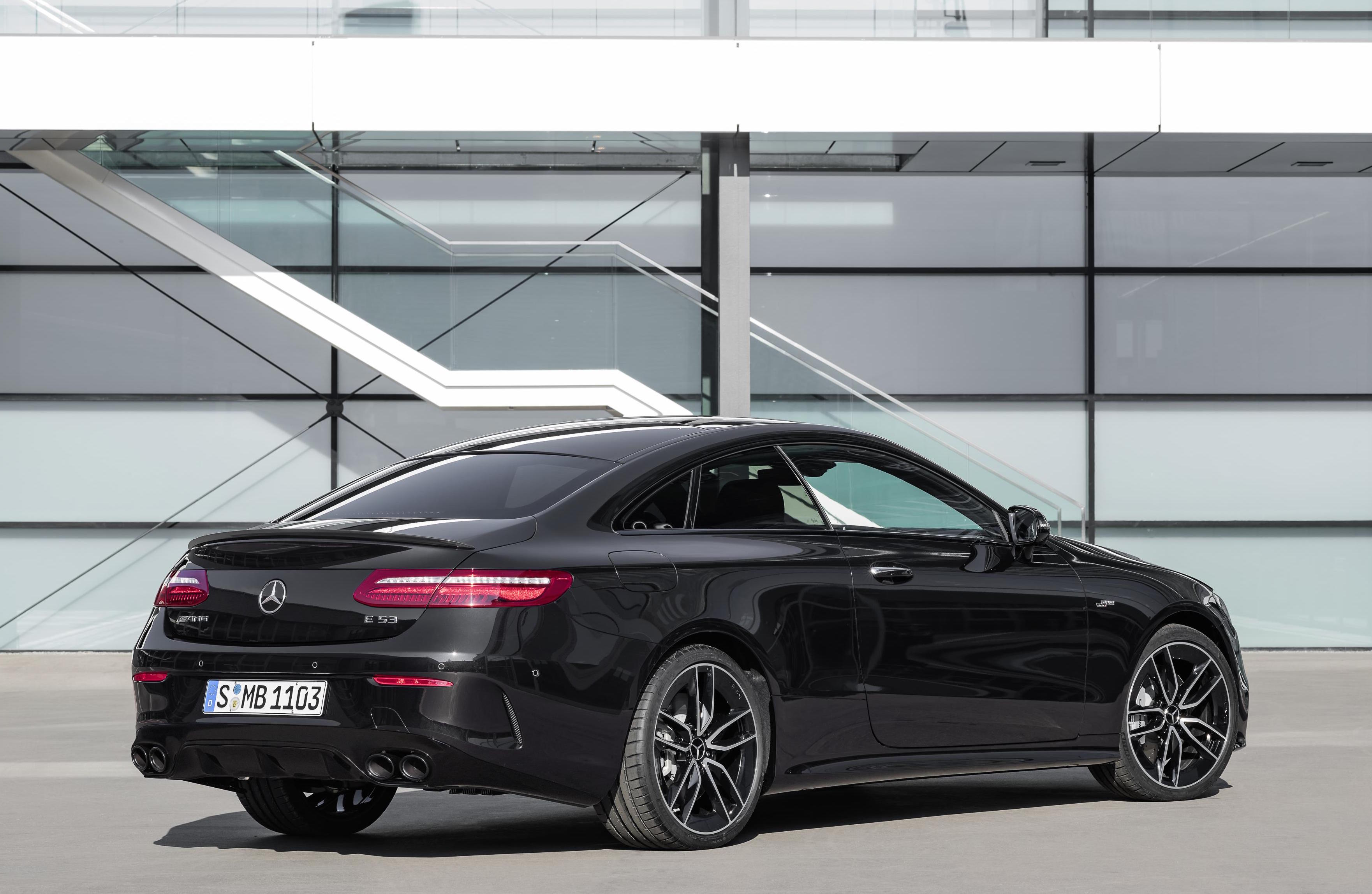 Mercedes e coupe 2019