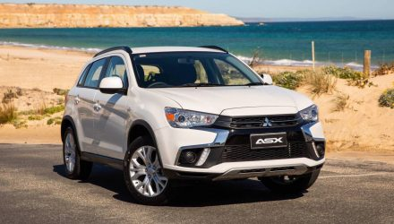 2019 Mitsubishi ASX, Outlander PHEV, Eclipse Cross updates announced