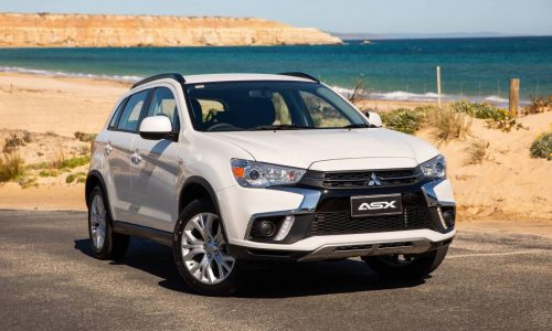 2019 Mitsubishi ASX, Outlander PHEV, Eclipse Cross updates announced