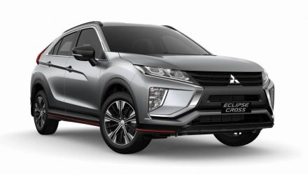 Mitsubishi Eclipse Cross Sport Edition announced