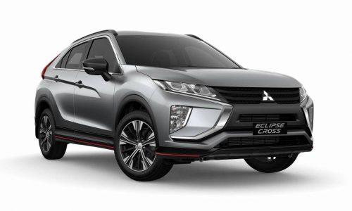 Mitsubishi Eclipse Cross Sport Edition announced