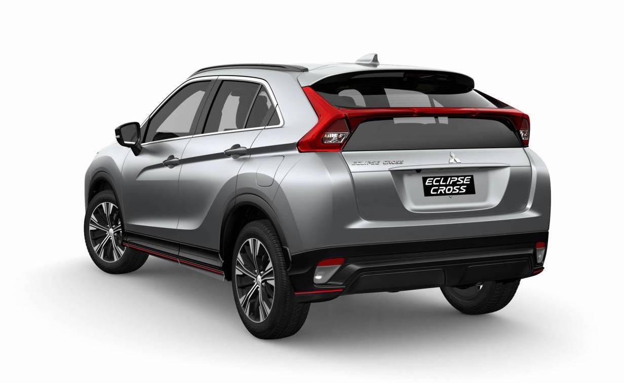 Mitsubishi Eclipse Cross Sport Edition announced ...