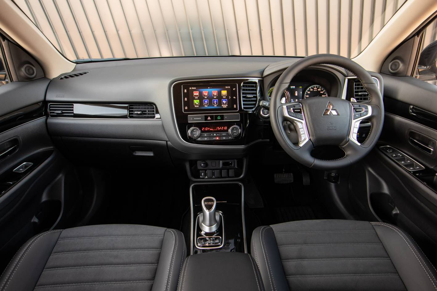 2019 Mitsubishi Asx Outlander Phev Eclipse Cross Updates