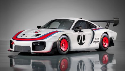 2019 Porsche 935 revealed, limited production available