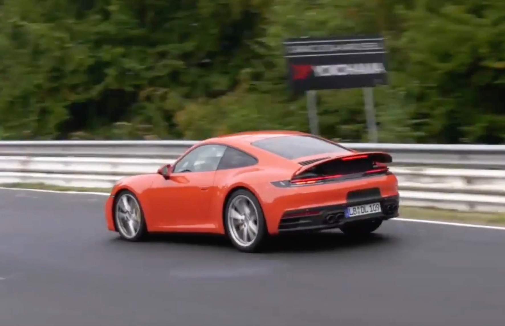 2019 Porsche 911 Turbo S >> 2019 Porsche '992' 911 spied without camouflage, looks fast (video) | PerformanceDrive