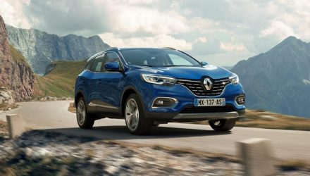 Renault Kadjar confirmed for Australia, Alaskan ute on the cards