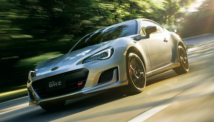 2019 Subaru BRZ update announced in Japan