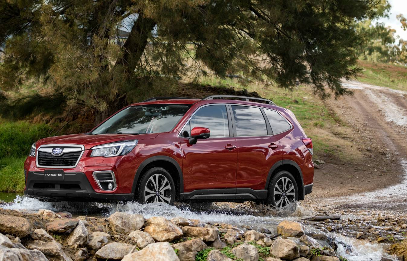 2019 Subaru Forester now on sale in Australia from $33,490 ...