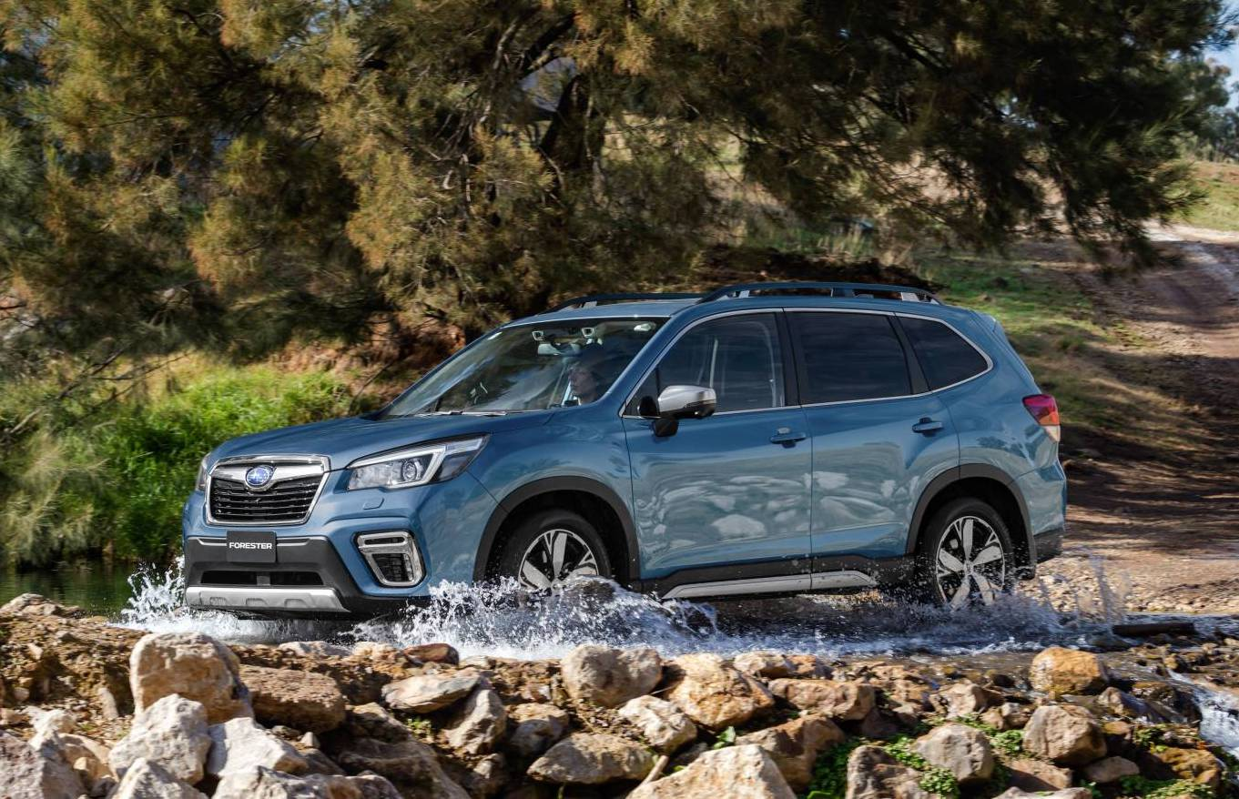 Subaru Forester Off Road >> 2019 Subaru Forester now on sale in Australia from $33,490 | PerformanceDrive