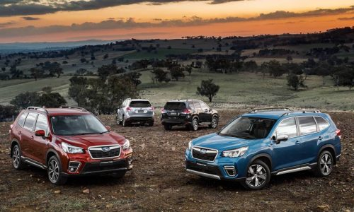 2019 Subaru Forester now on sale in Australia from $33,490