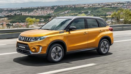 2019 Suzuki Vitara Series II confirmed for Australia