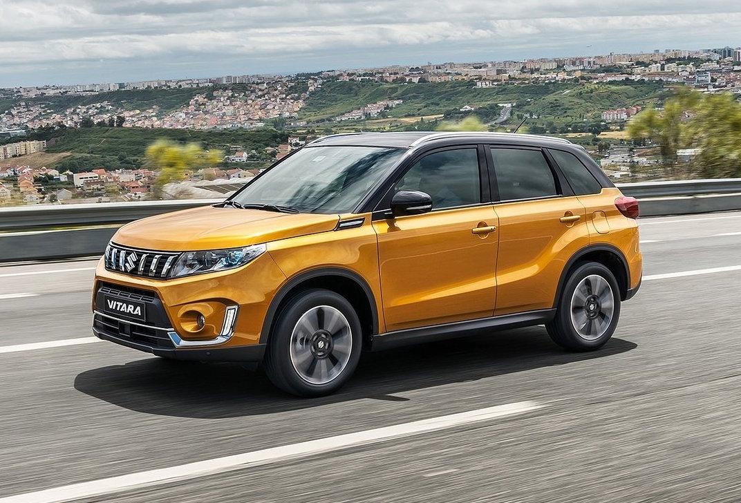2019 Suzuki Vitara Series Ii Confirmed For Australia