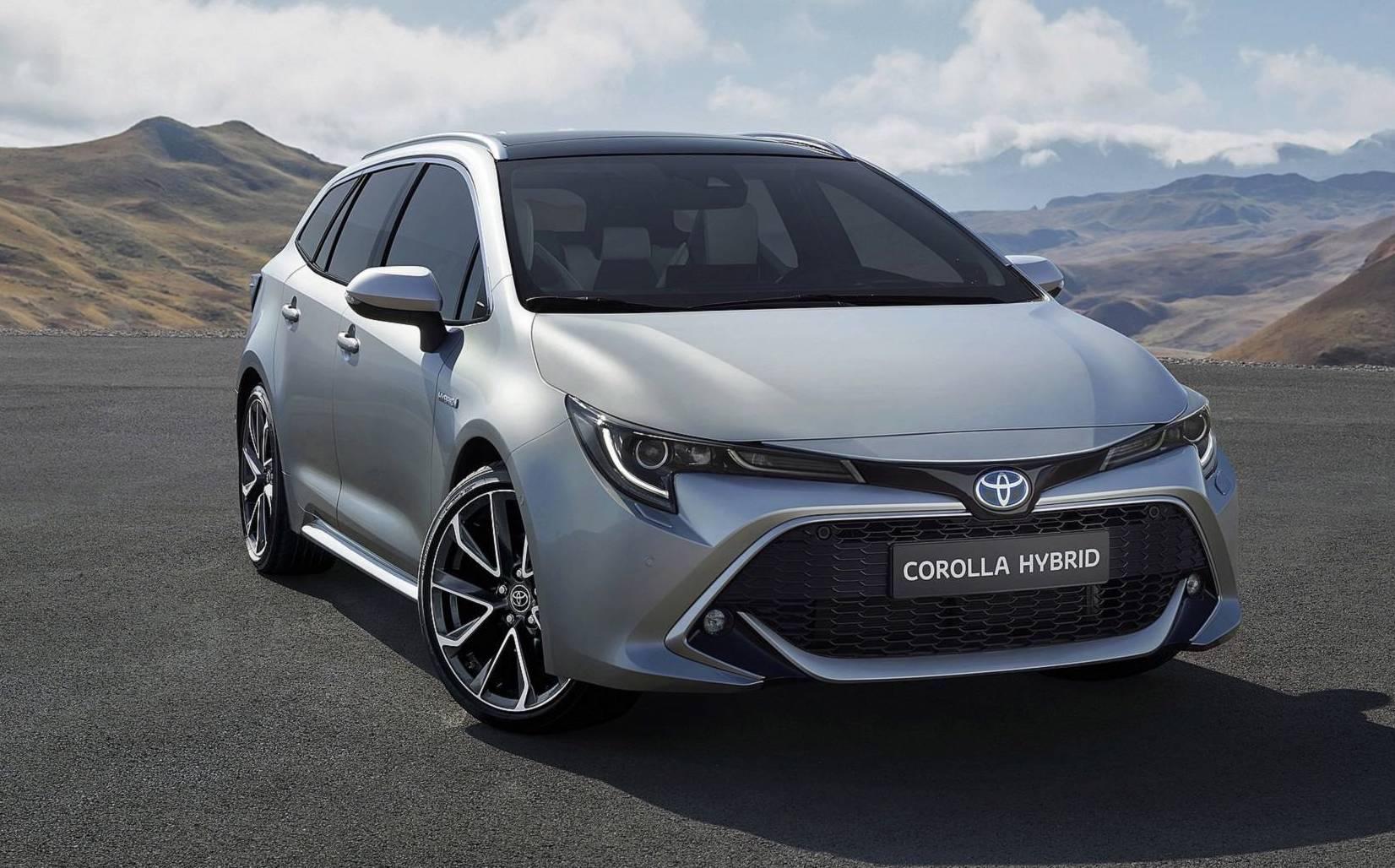 2019 Toyota Corolla Touring Sports wagon revealed   PerformanceDrive