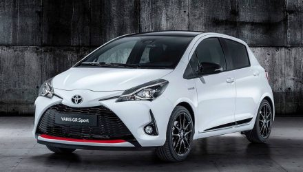 Toyota Yaris GRMN Sport announced, inspired by Gazoo Racing version