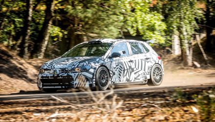 2019 Volkswagen Polo GTI R5 rally car available to order