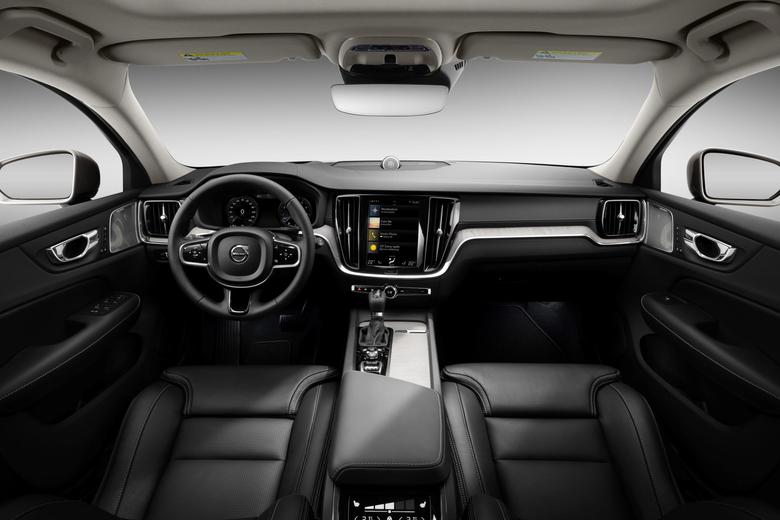 2019 Volvo V60 Cross Country revealed | PerformanceDrive