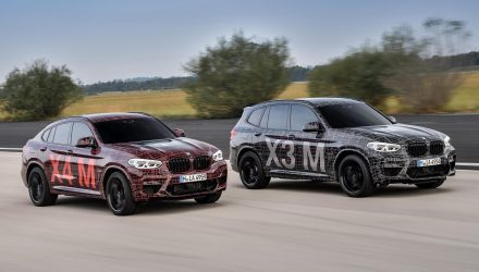 BMW X3 M & X4 M fast SUVs officially confirmed