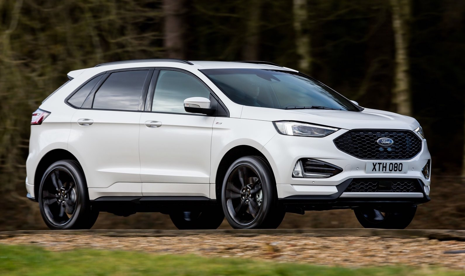 Toyota Suv Used >> Sporty Ford Endura ST-Line confirmed for Australia (video ...