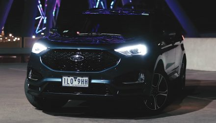 Sporty Ford Endura ST-Line confirmed for Australia (video)