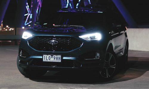 Sporty Ford Endura ST-Line confirmed for Australia (video)