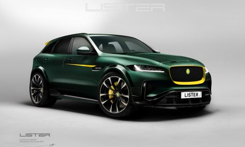 500kW Lister LFP (né Lightning) shown for the first time