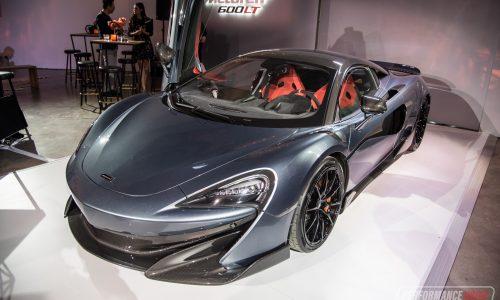 McLaren 600LT makes Australian debut in Sydney