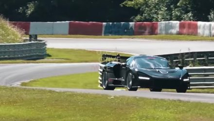 McLaren Senna preparing for Nurburgring lap record attempt? (video)