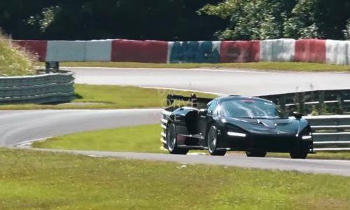 McLaren Senna preparing for Nurburgring lap record attempt? (video)