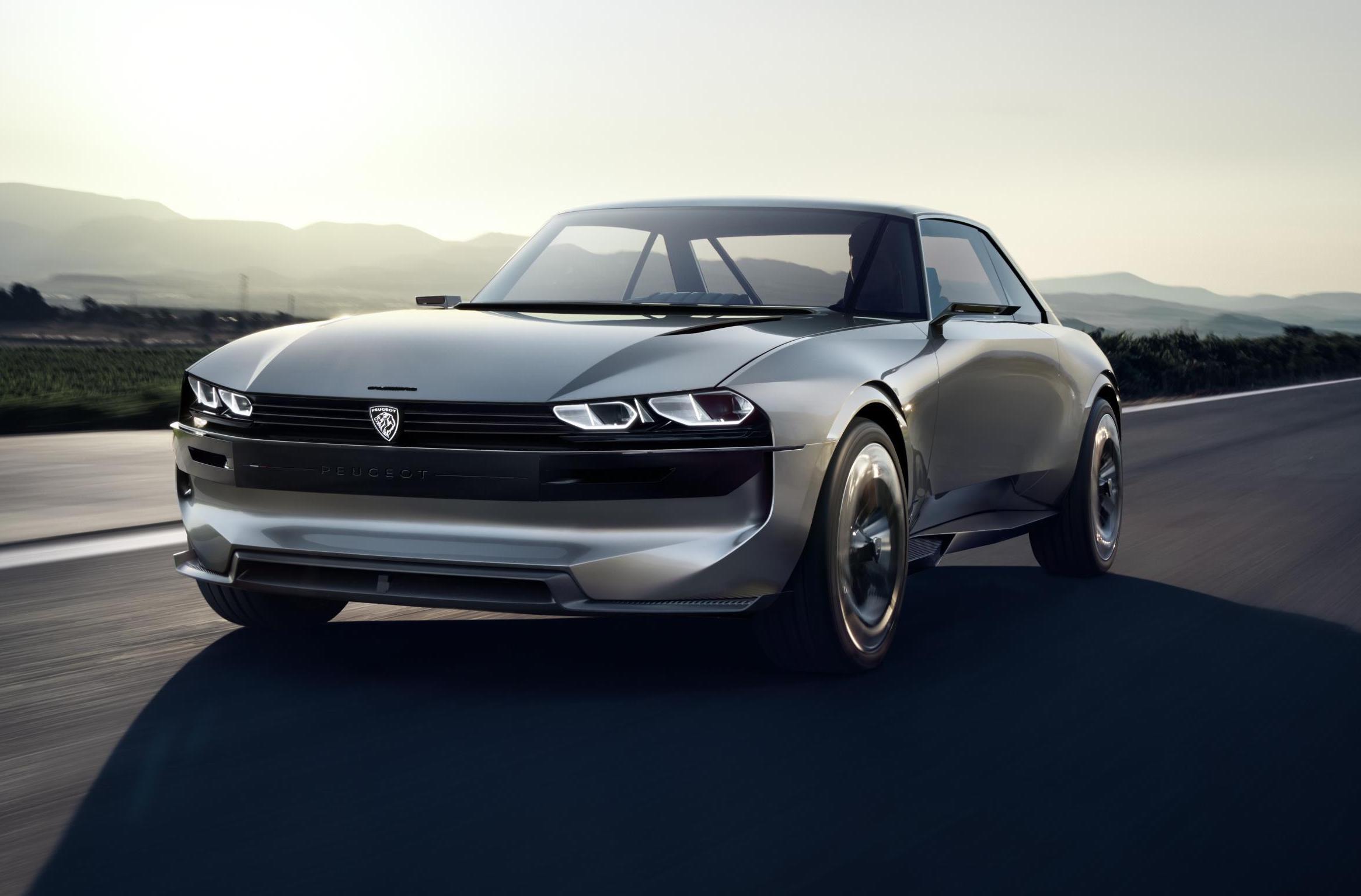 Heritage Volkswagen Subaru >> Peugeot e-LEGEND concept revealed, looks cool ...