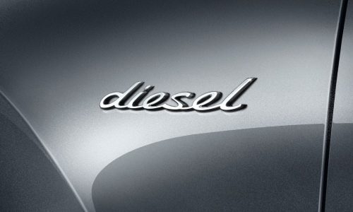 Porsche diesel models officially dropped from the range